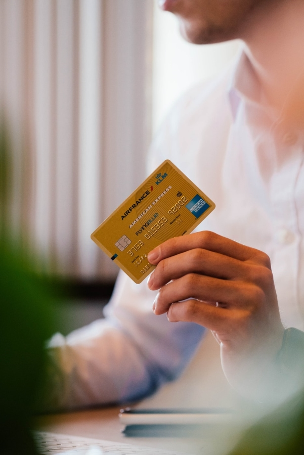 how does a credit score work